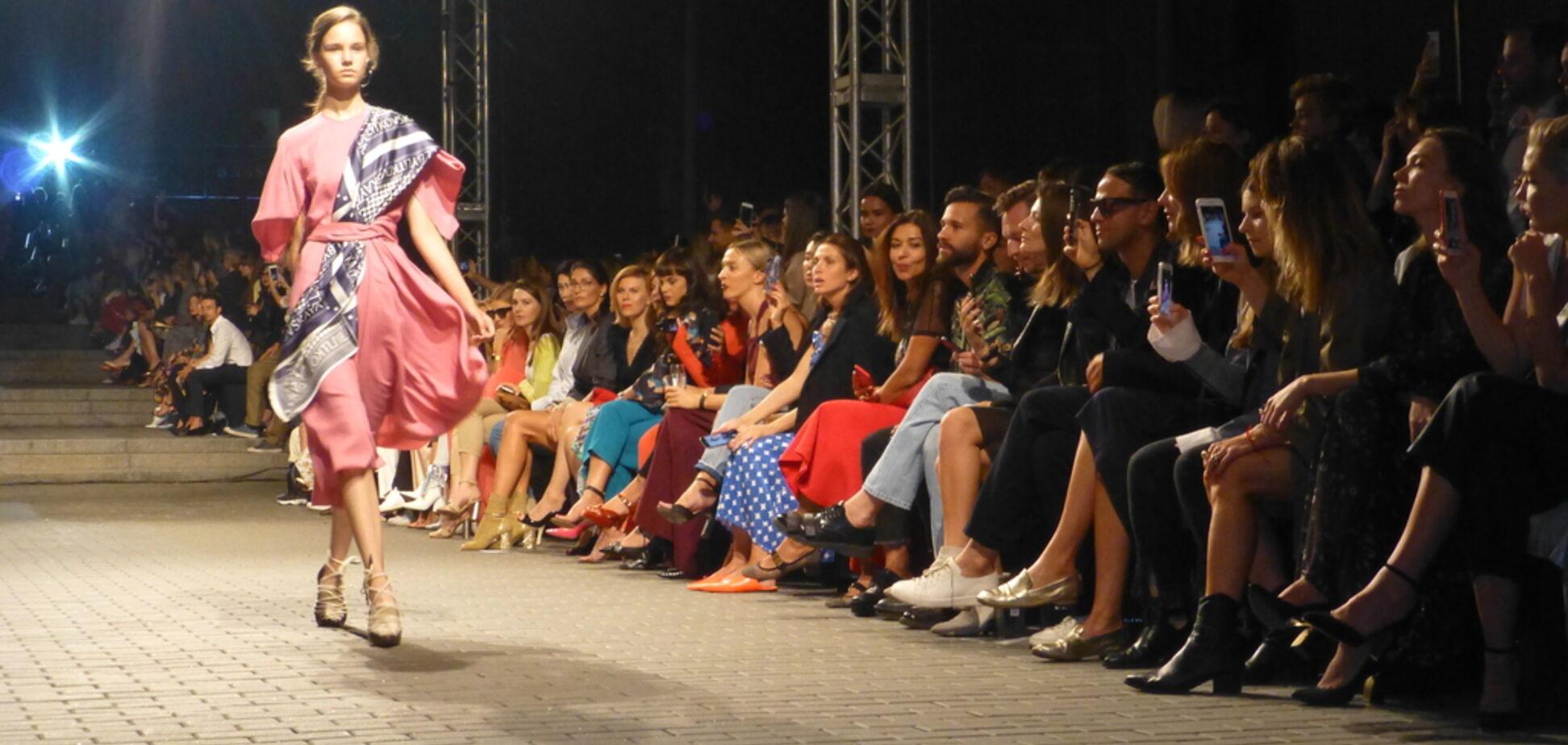 Ярко и урбанистично: в Киеве стартовал Ukrainian Fashion Week-SS19