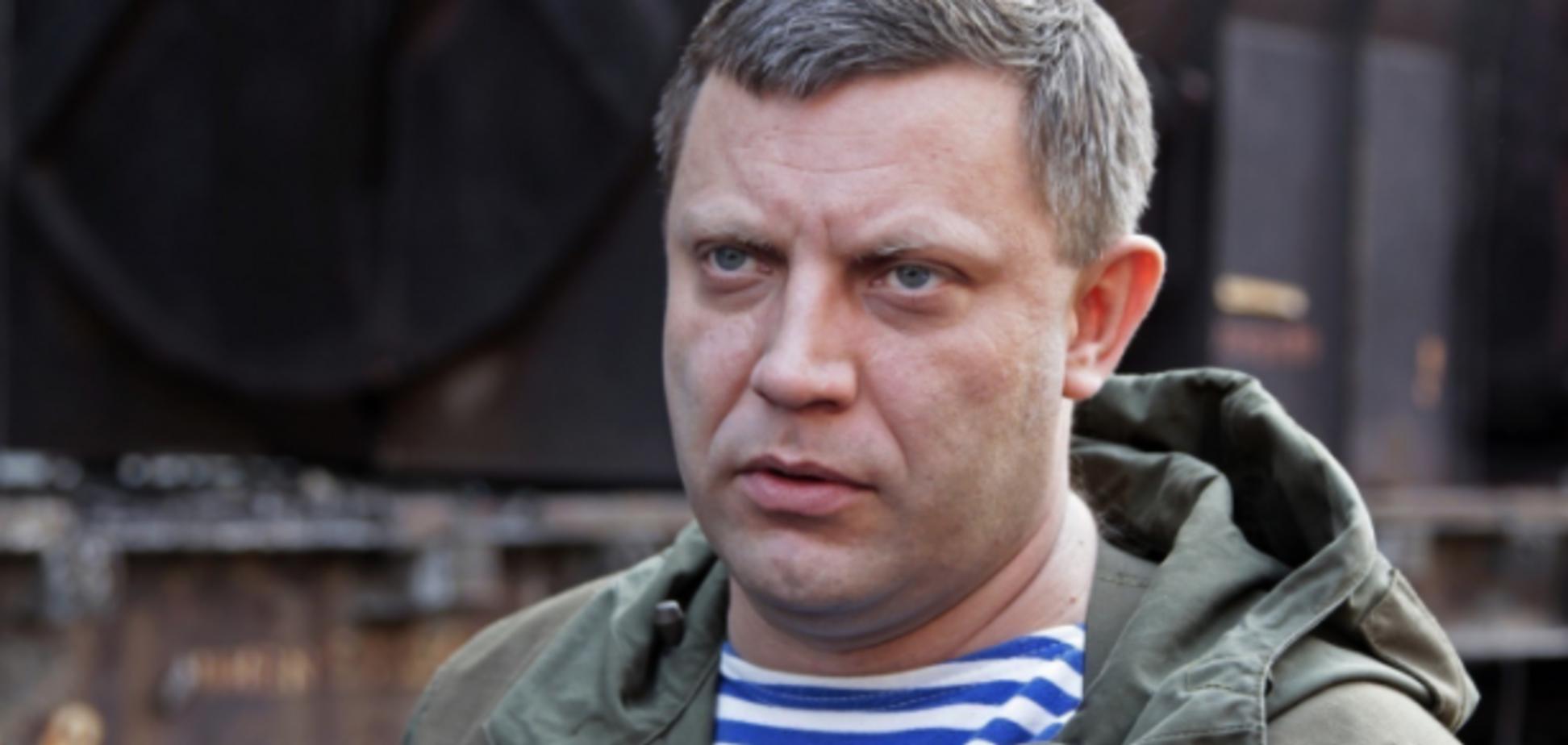 'Буду приходить к вам мертвым': самые нелепые высказывания Захарченко