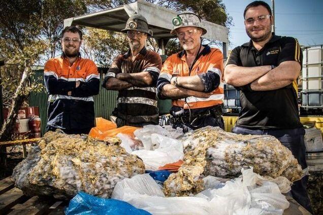 Находка на $10 млн: как в Австралии обнаружили огромный клад