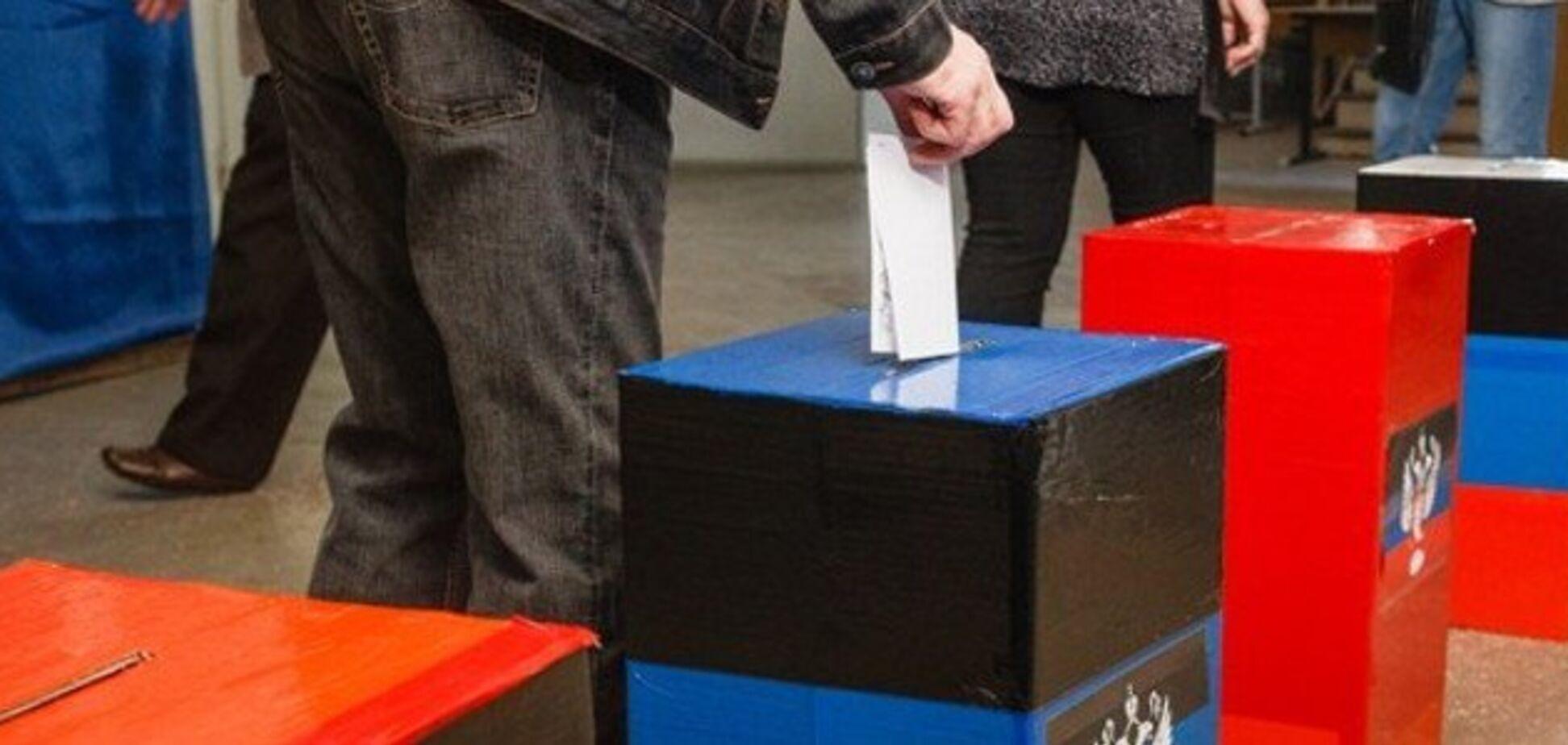 На 99%: в Москве назвали победителей 'выборов' в ''Л/ДНР''