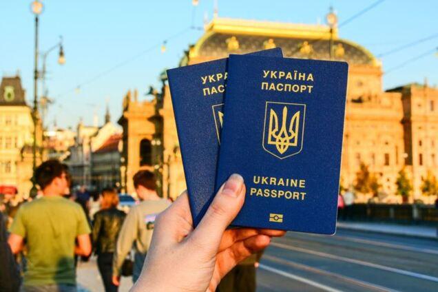 Украинский паспорт отличился успехом в престижном мировом рейтинге