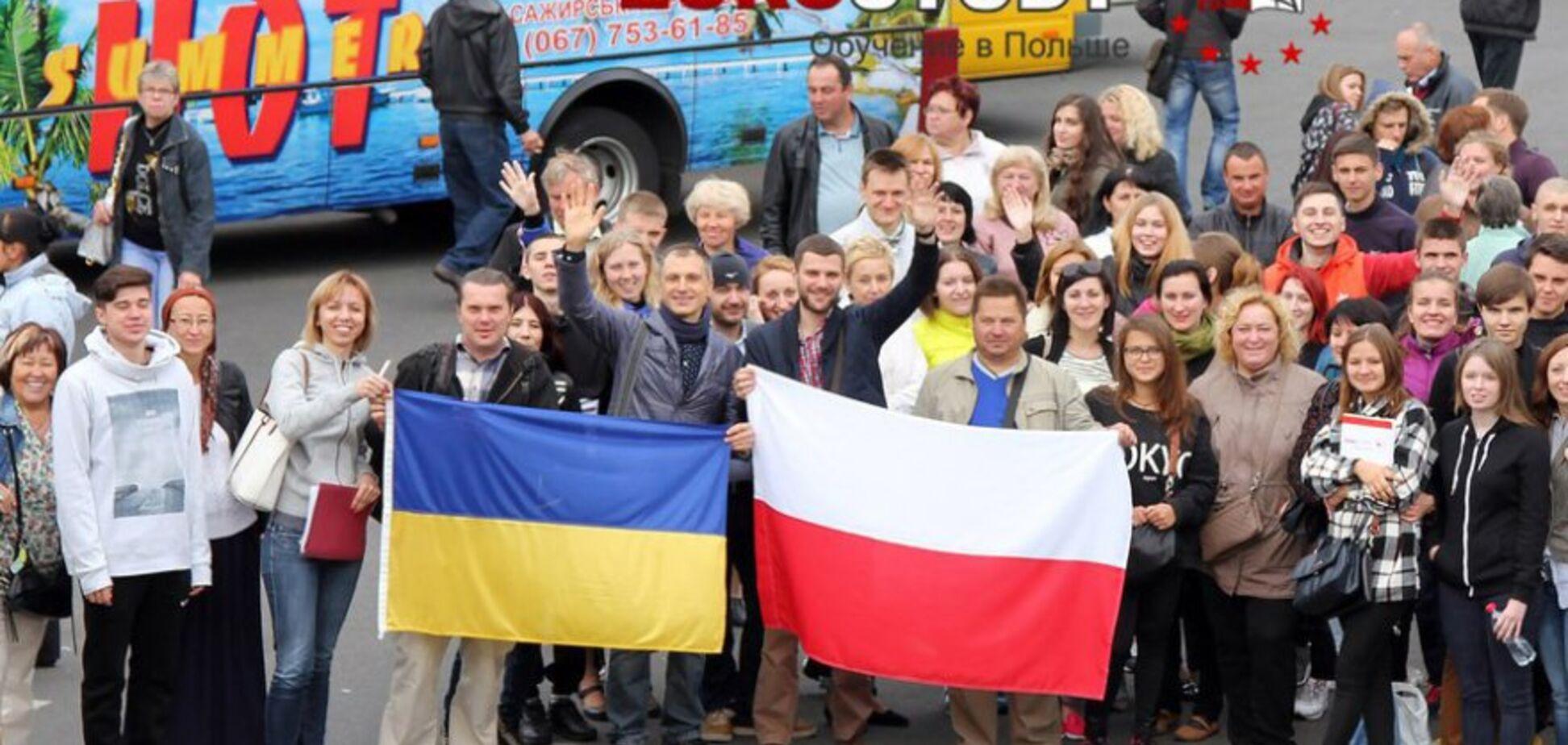 Утечка мозгов: украинские студенты в Польше признались в своих планах