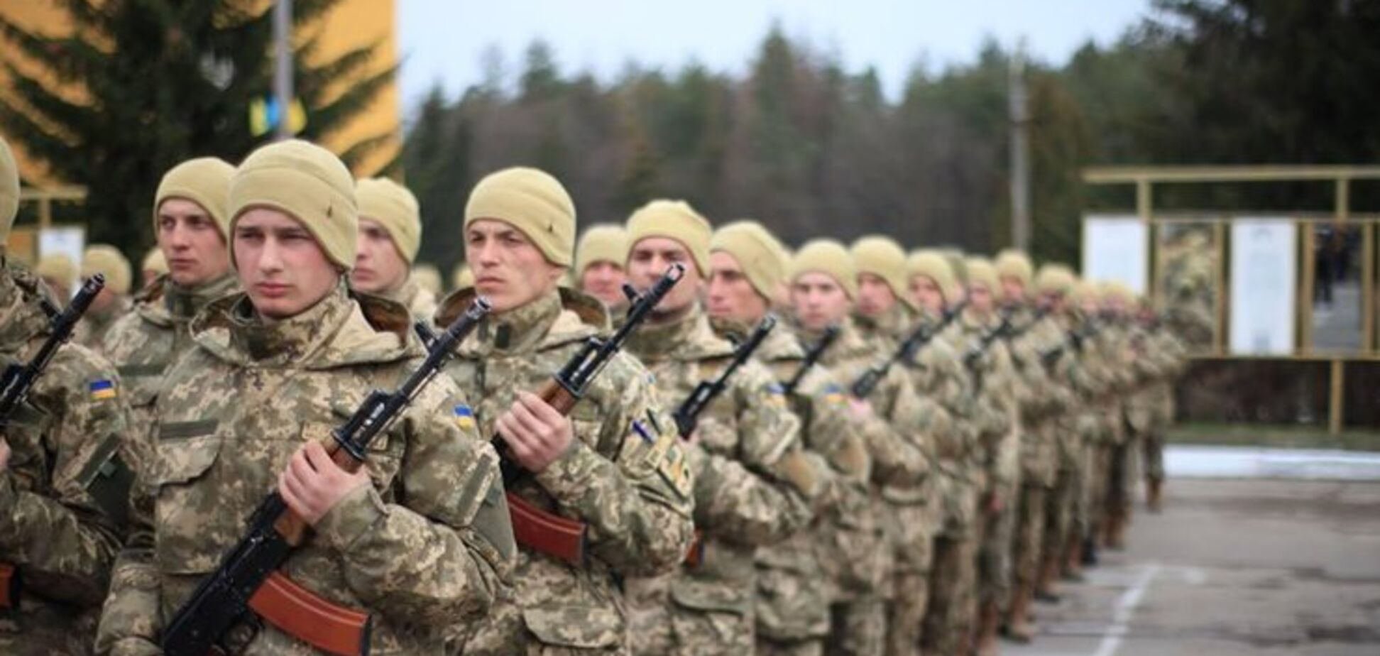 В Украине увеличили срок призыва в армию: что это значит