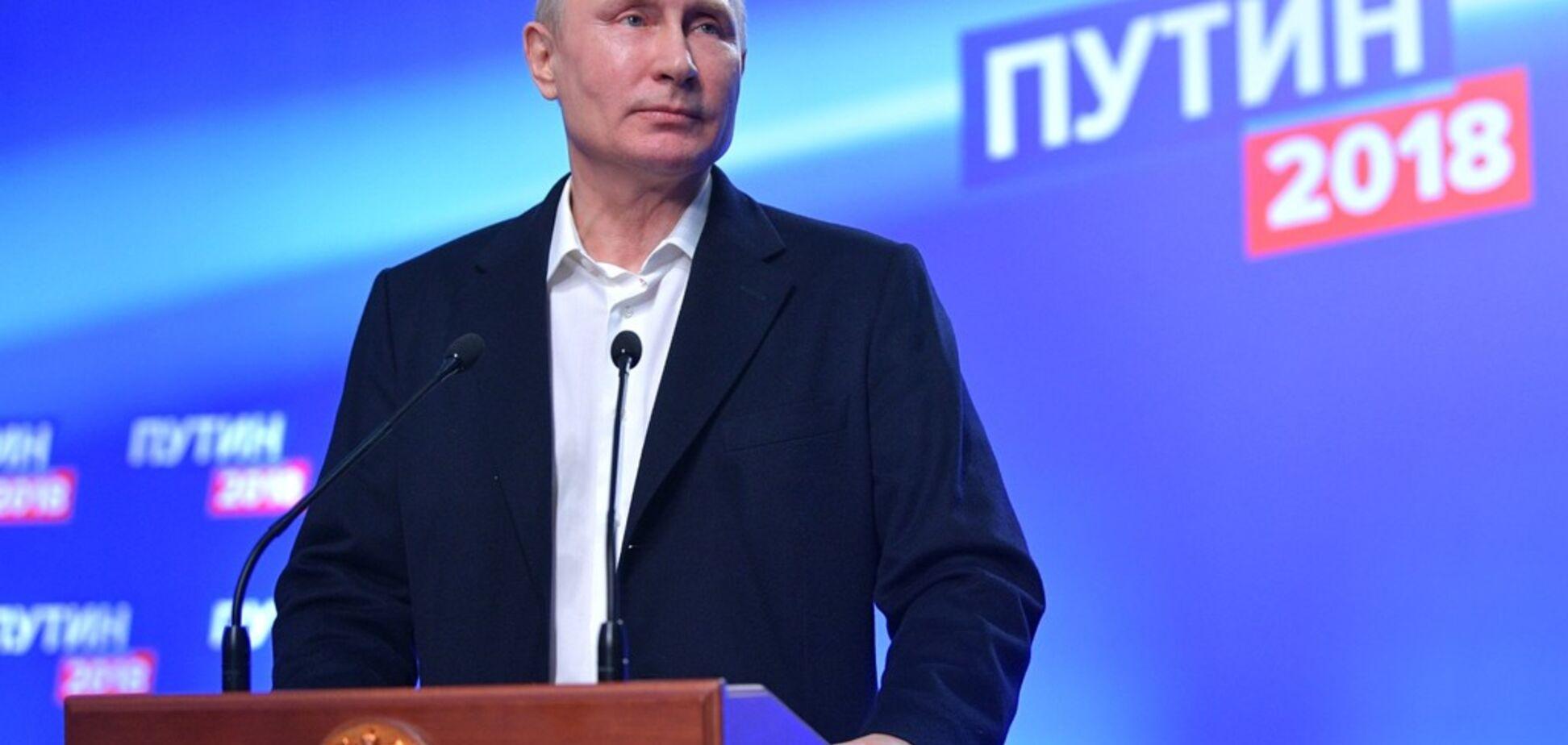 Путин разгромно проиграет ЛЮБОМУ из своих оппонентов