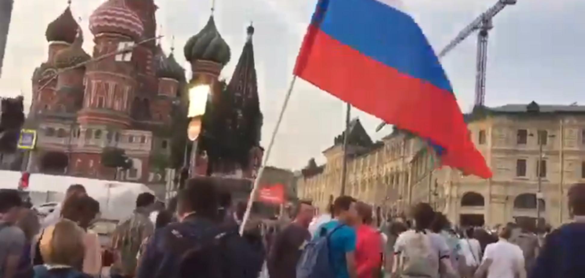 ''Одна велика ''ДНР'': у Росії налякали наслідками протестів проти Путіна
