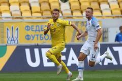 Словаки провоцировали украинцев выкриками ''Россия!'' на матче Лиги наций