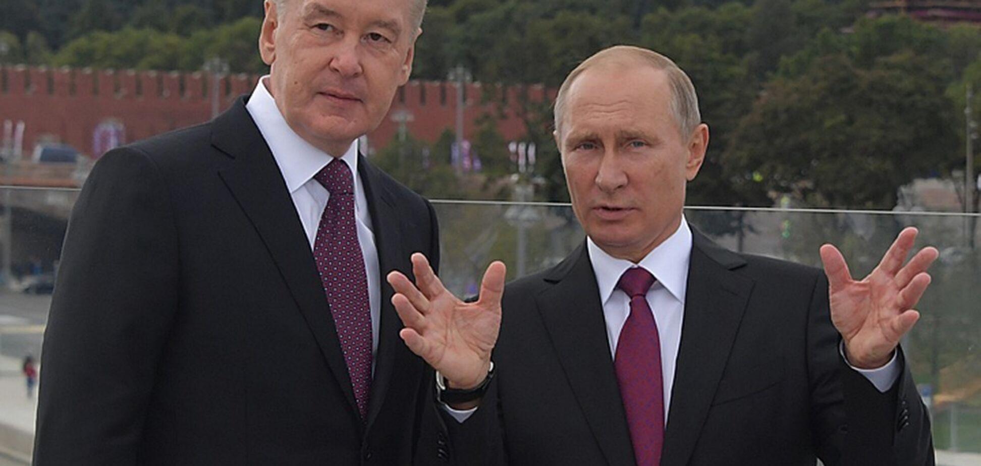 ''Полезные идиоты'' путинского режима
