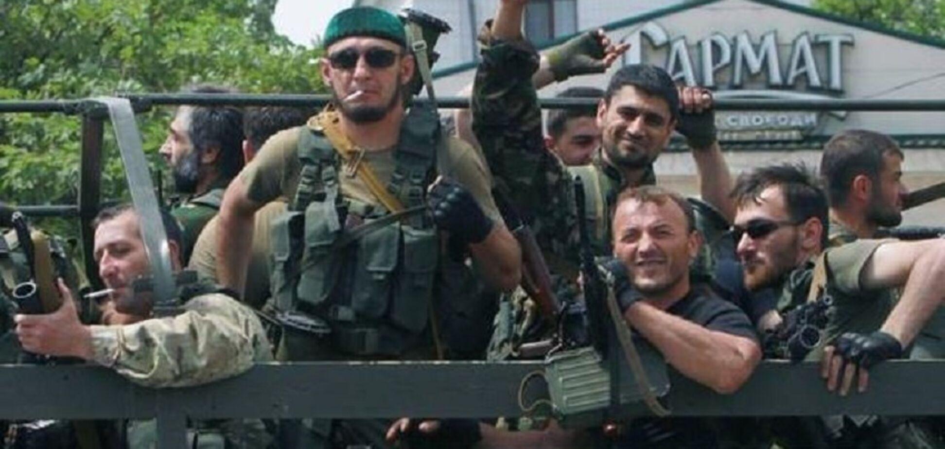 Сурков для сохранения власти загоняет в ''ДНР'' кадыровцев