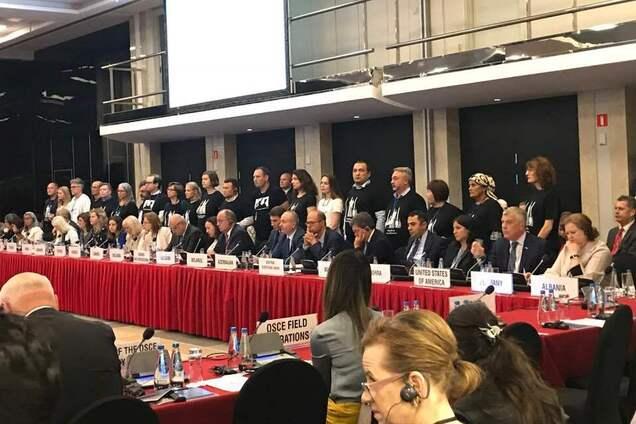 В ОБСЕ поставили на место делегацию из РФ