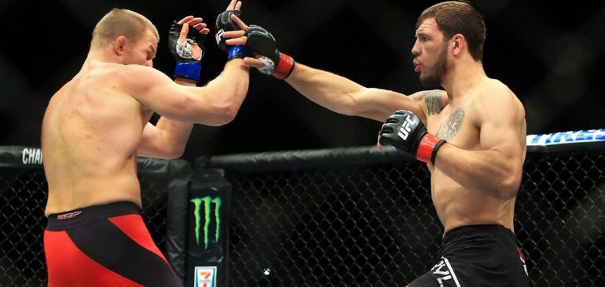 Украинский боец UFC мечтает выступать за ''ЛНР''