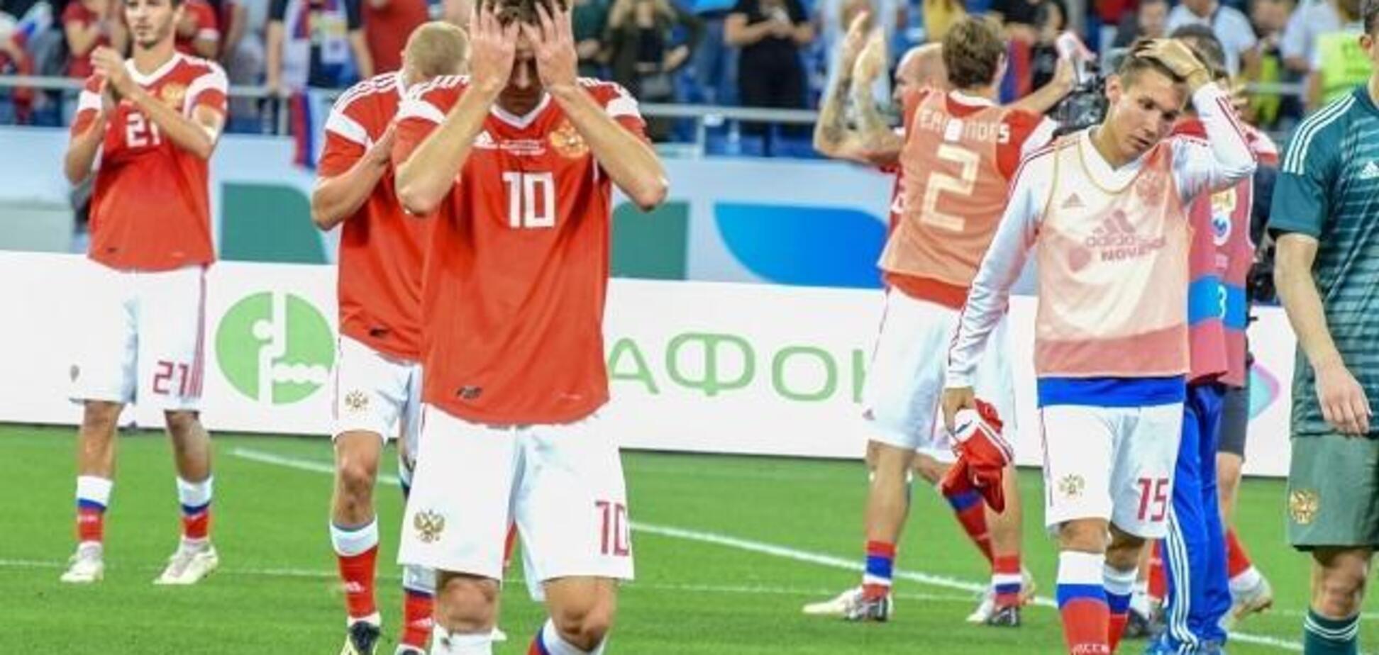 Стадіон у Ростові затопило перед матчем збірної Росії