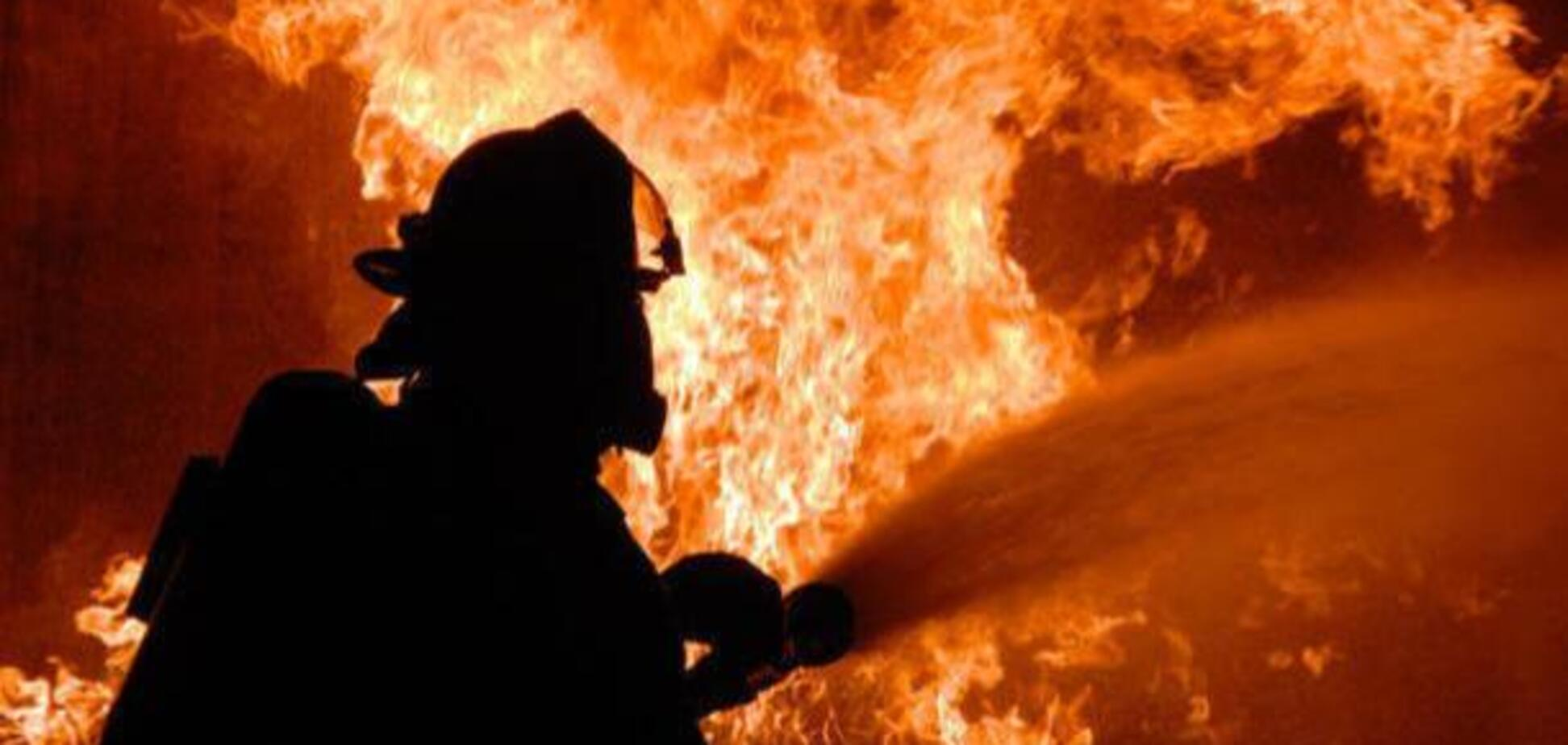 Житель Мелитополя едва не сгорел в собственной квартире
