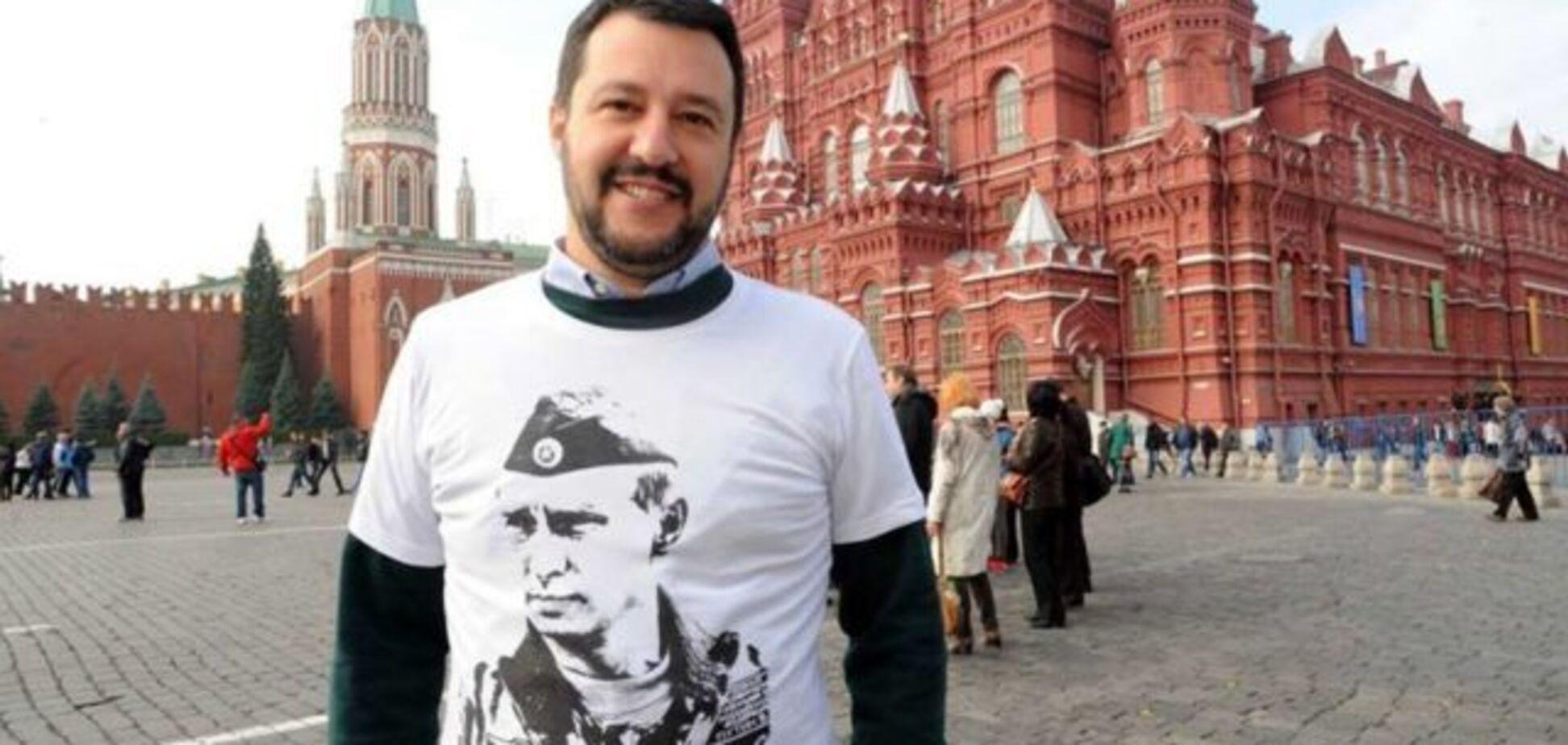 ''Историческая возможность'': опальный вице-премьер Италии намекнул на ''амнистию'' Путина