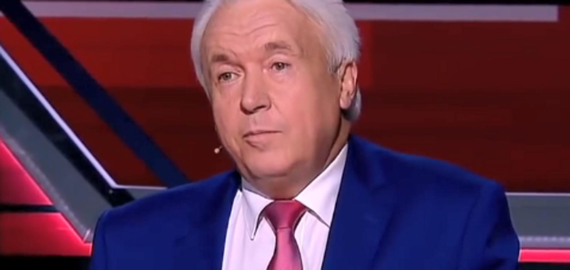 'Правит сатана!' У экс-регионала случился приступ маразма на росТВ