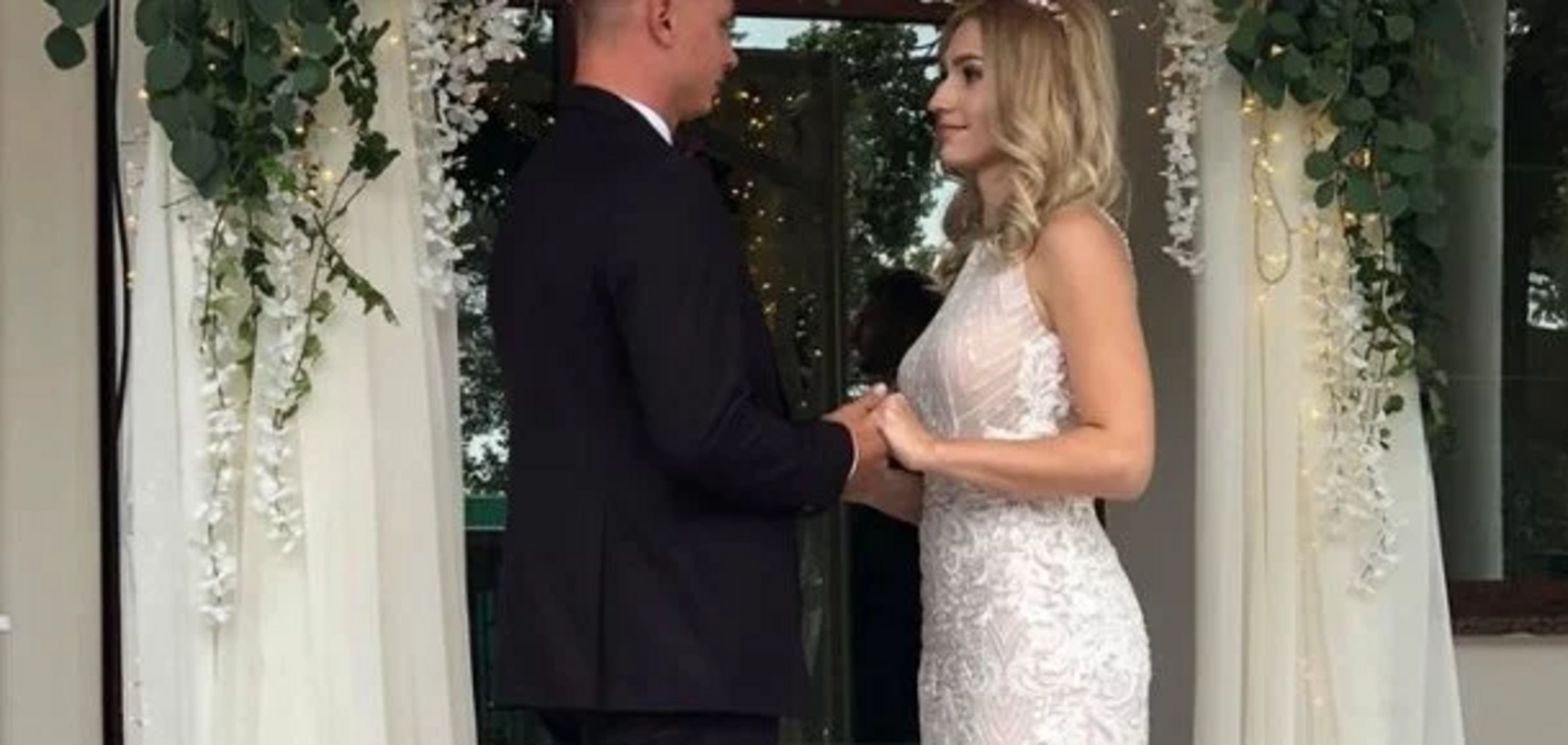 Олимпийский чемпион из Украины женился на россиянке