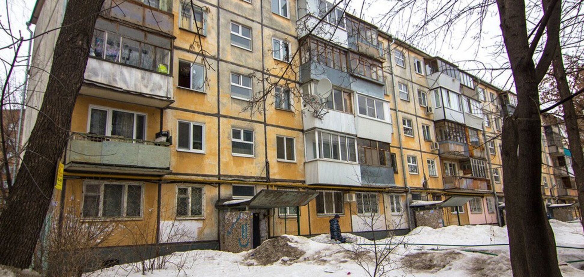 Реконструкция 'хрущевок' в Украине: почему не решают проблему