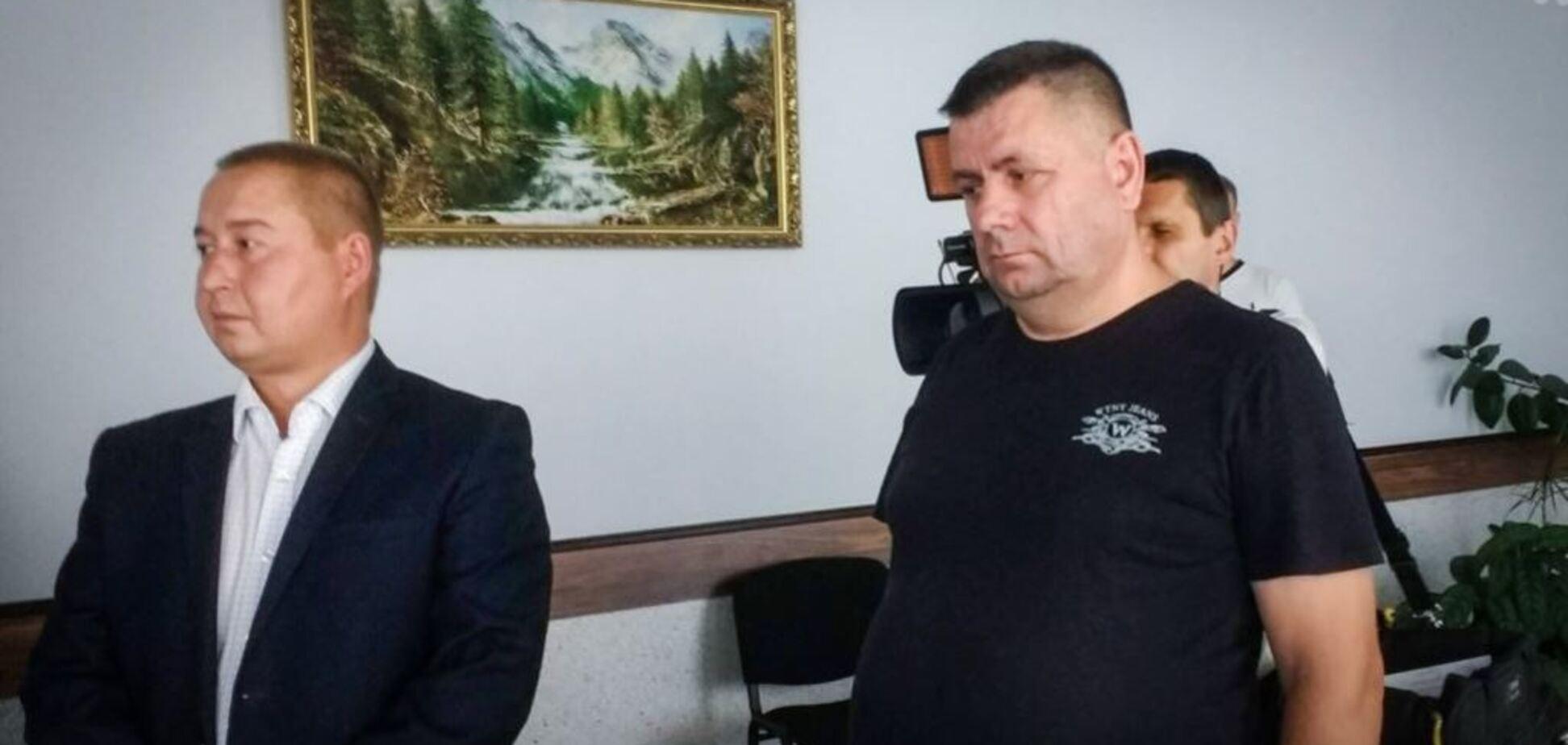 В Украине арестовали крымского ставленника Кремля