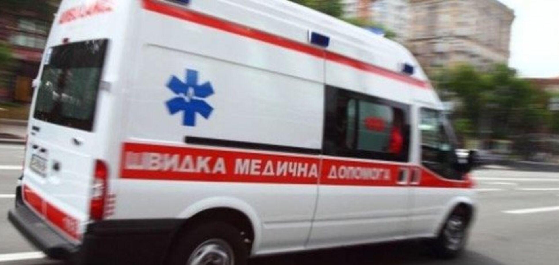 Жителю Запорожья прострелили ногу