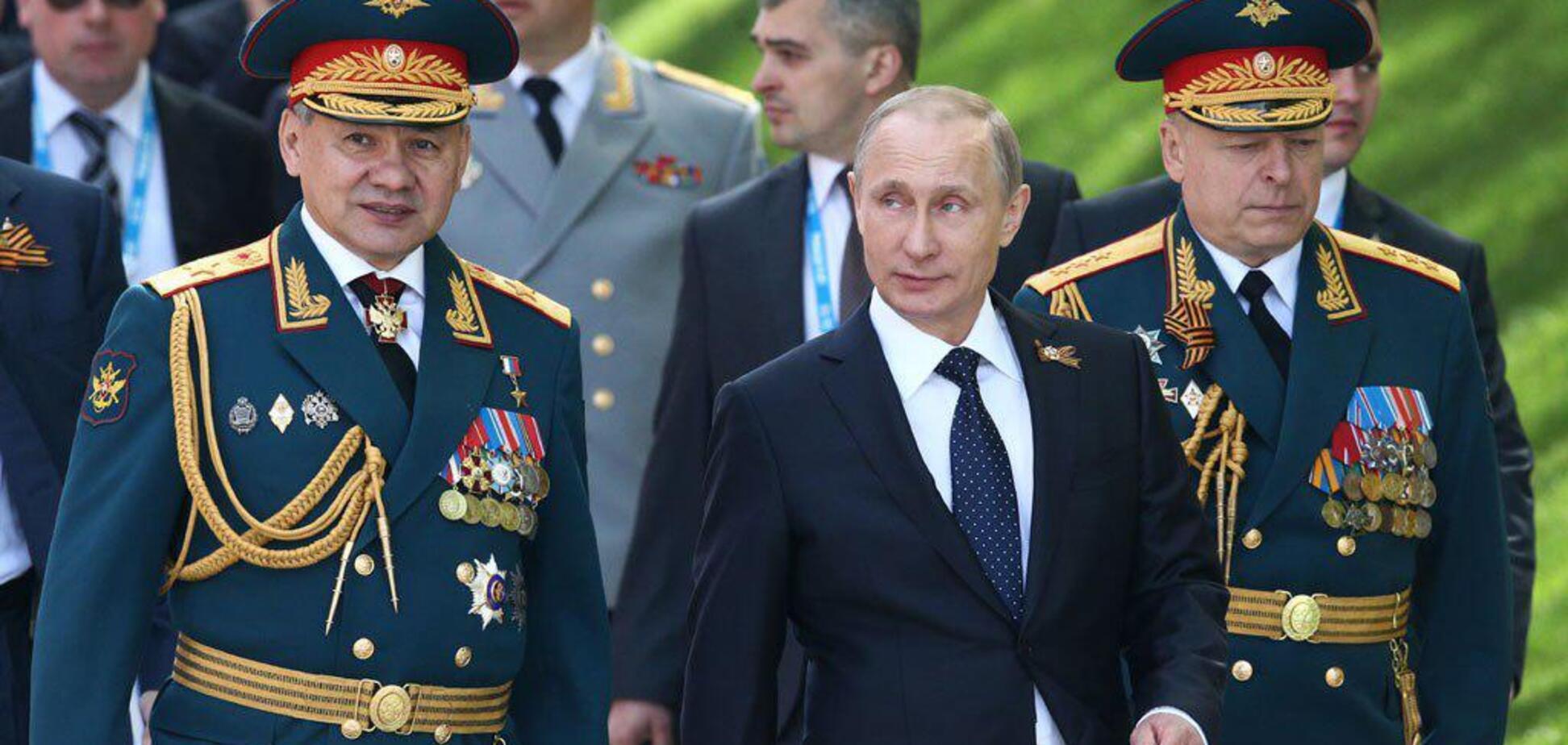 Россия готовит ''войну нового поколения'': озвучен детальный прогноз