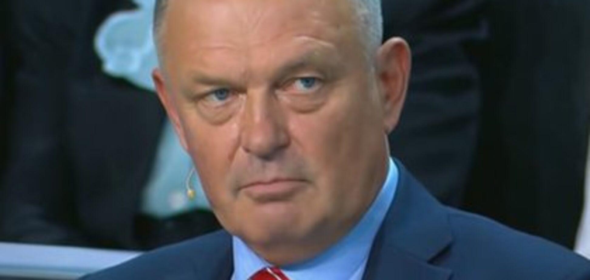 Пропагандист Норкін обматюкав українця в ефірі: йому гідно відповіли