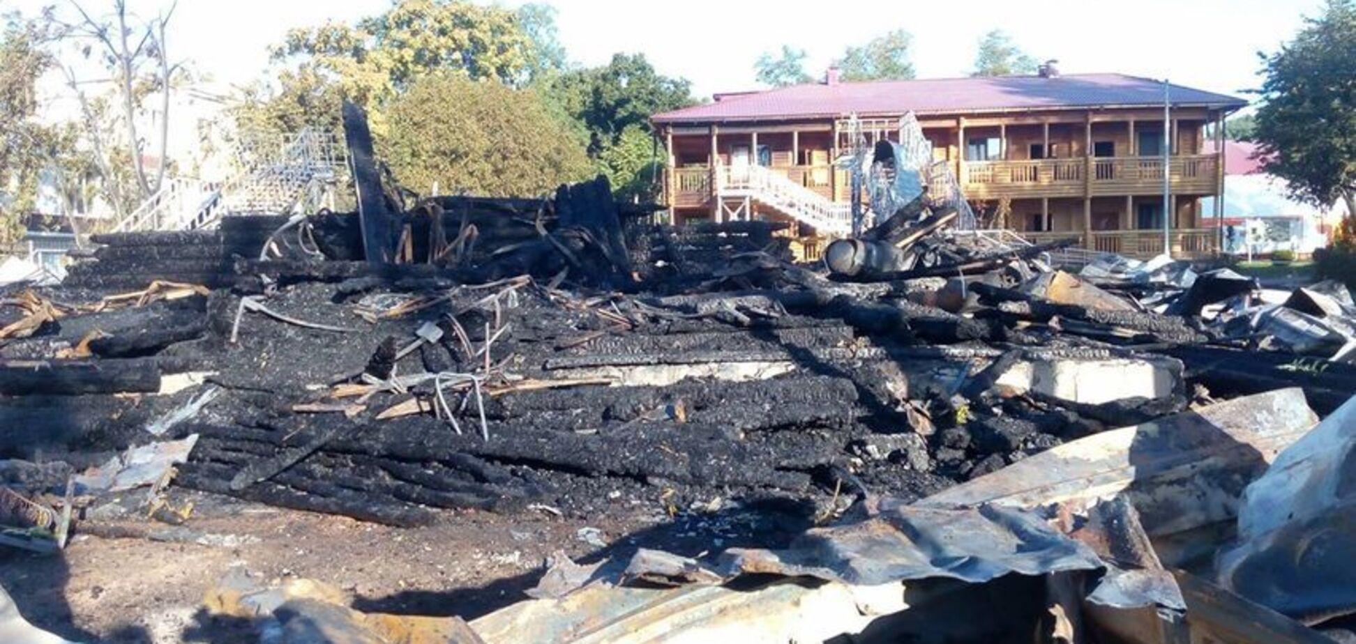 Найдены останки: дело пожара в лагере 'Виктория' получило новый поворот
