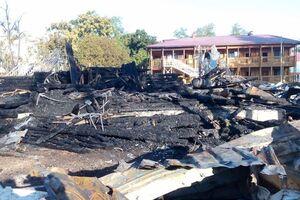 Знайдено залишки: справа пожежі в таборі 'Вікторія' отримала новий розвиток