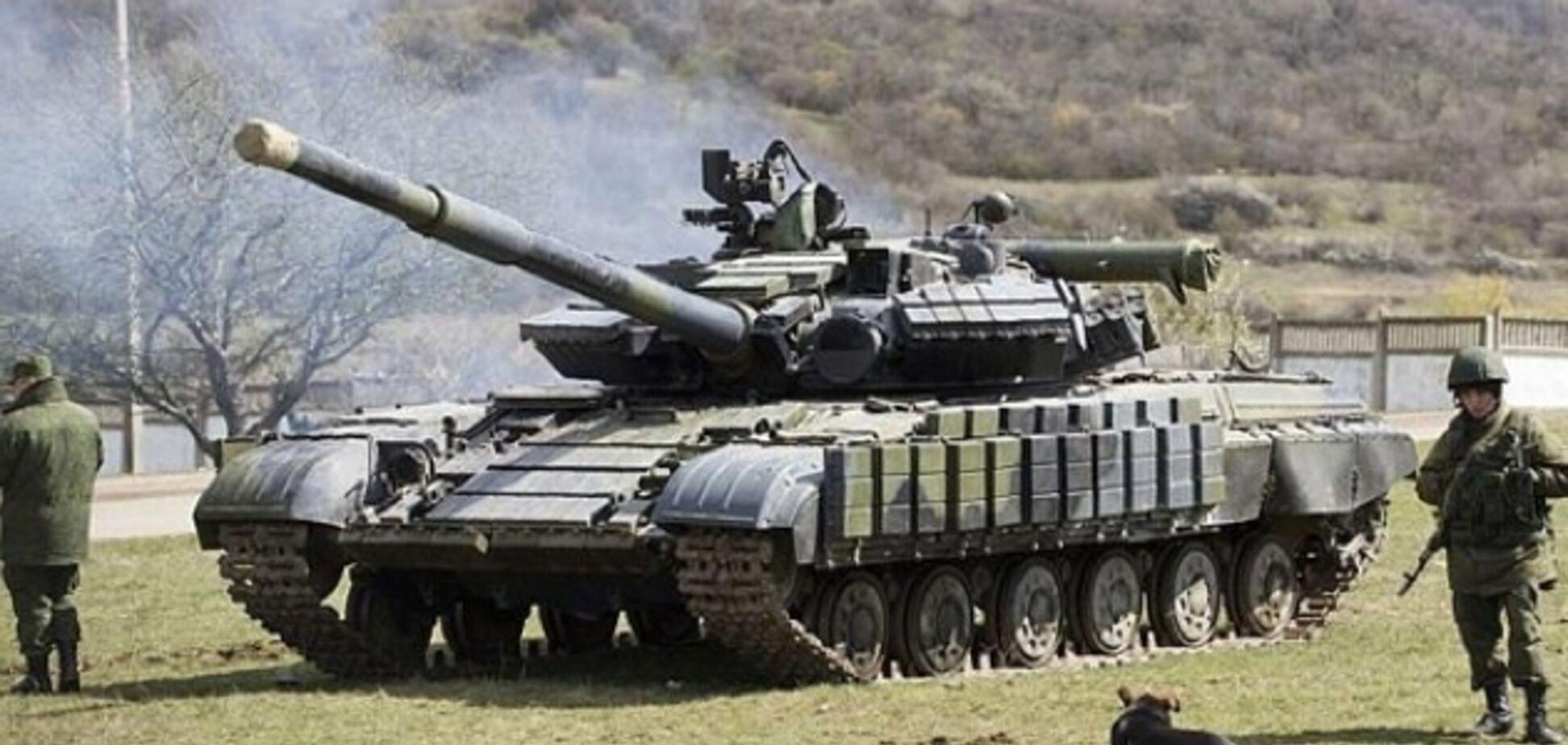 Танки НАТО