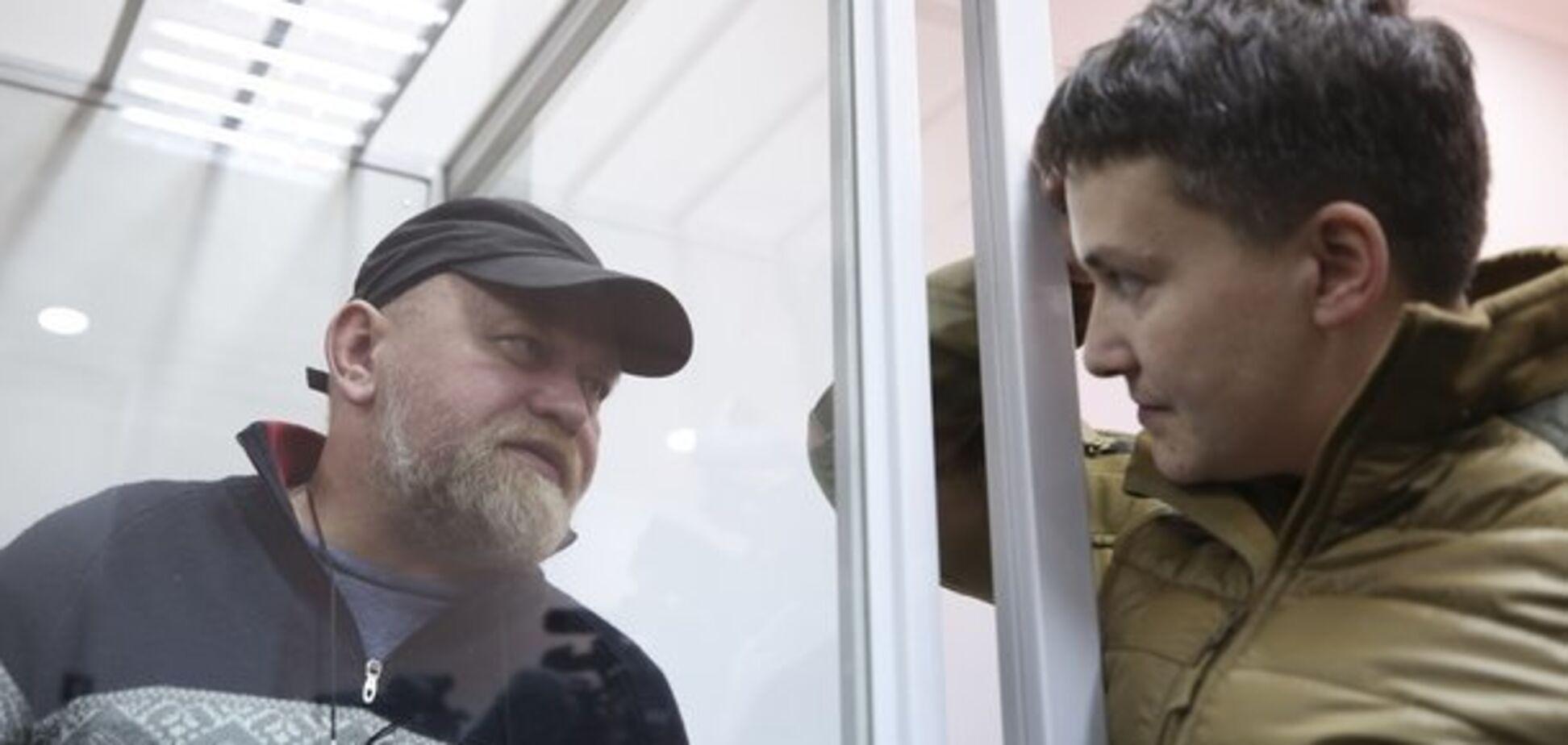 Спроба державного перевороту: у Савченко та Рубана висловилися про організатора