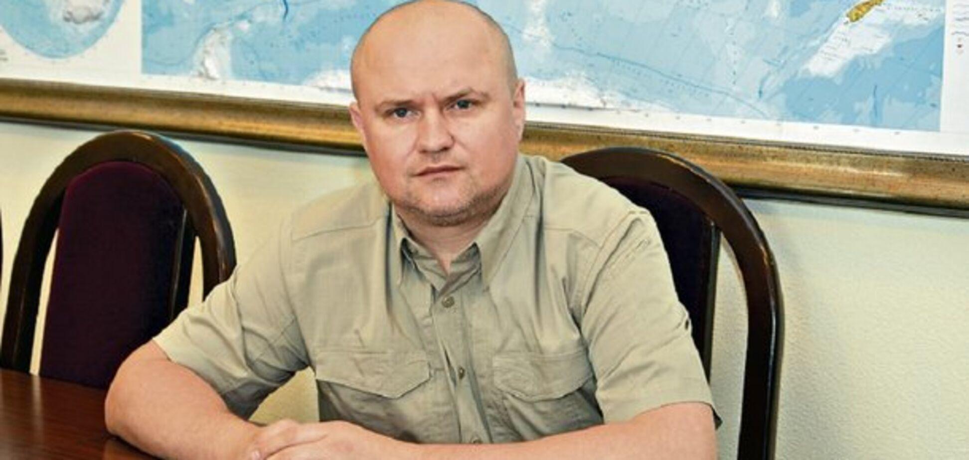 Заступнику голови СБУ Демчині підготували підозру: він назвав її 'злочинною'
