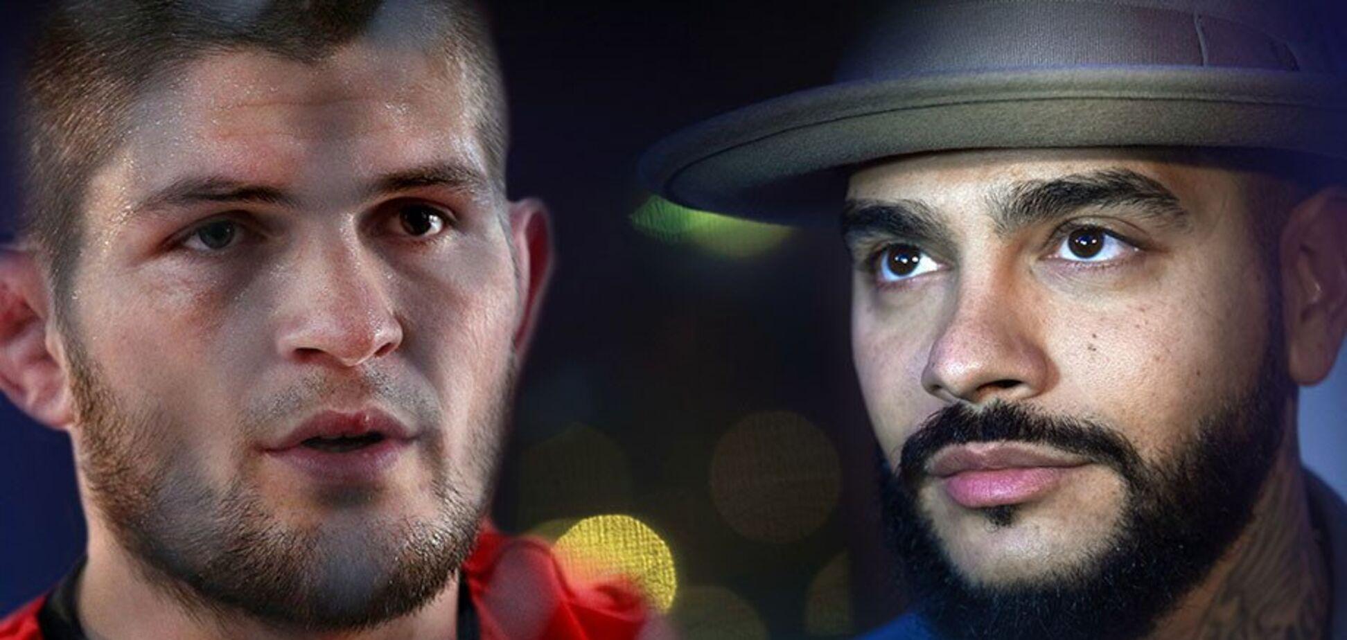 'Быдловато': украинский боец осудил российского чемпиона UFC за конфликт с Тимати