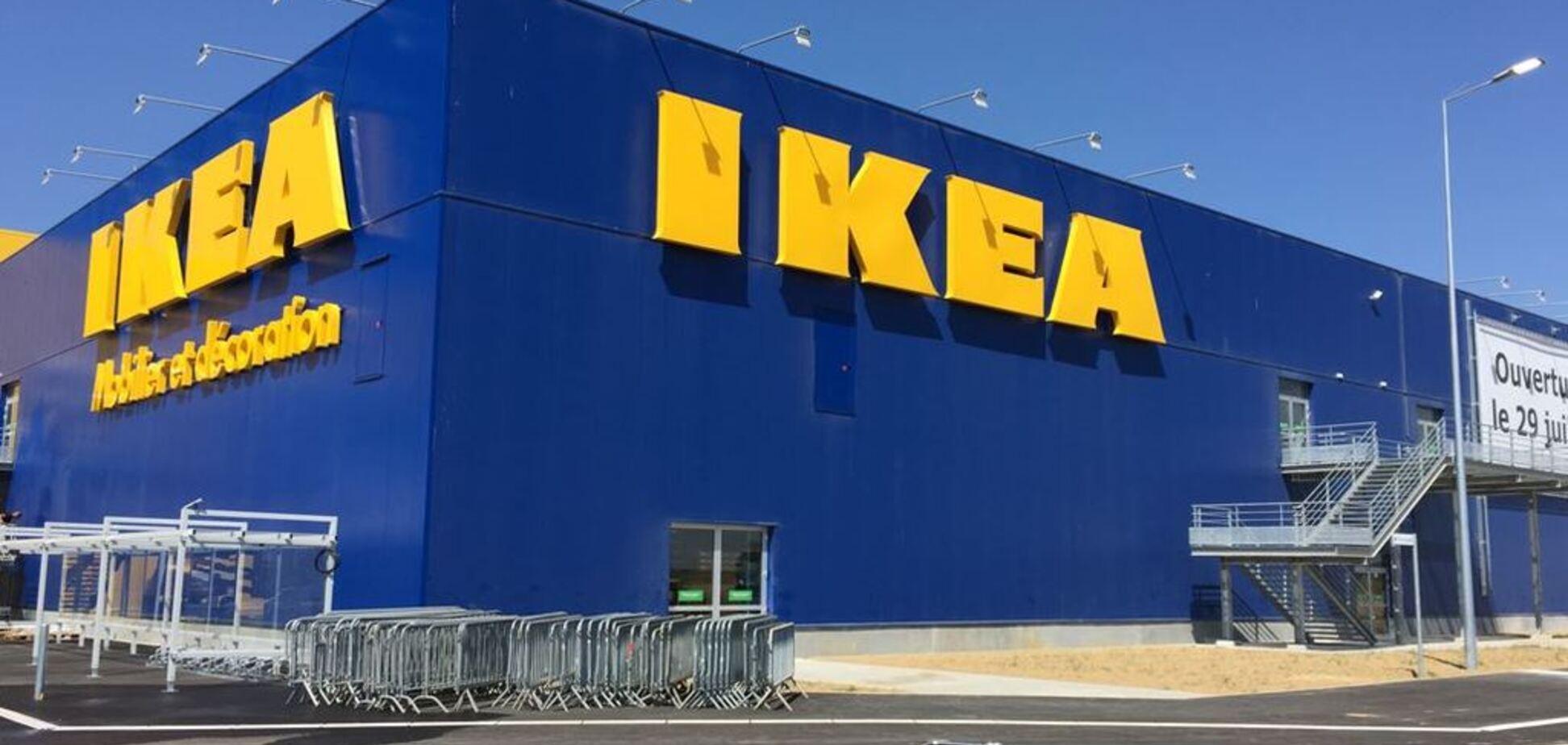 IKEA в Украине