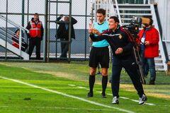Екс-тренер 'Шахтаря' осоромився під час матчу Ліги націй: відеофакт