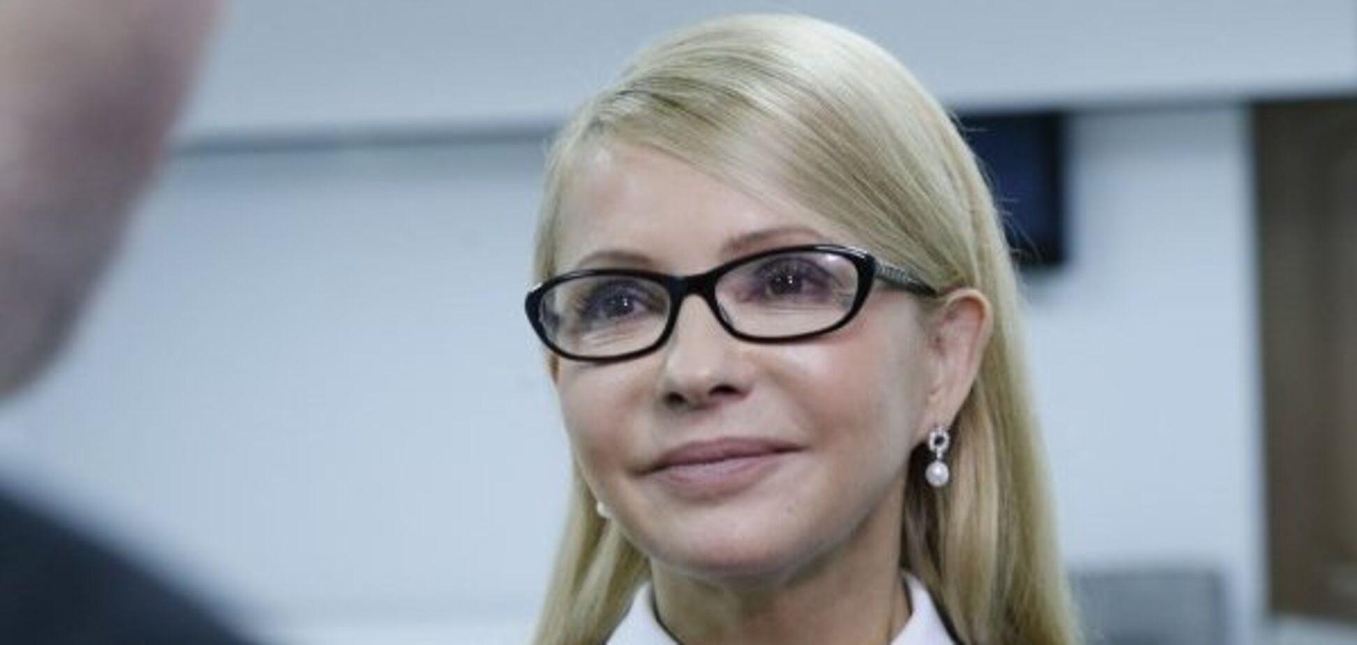 Тимошенко і Порошенка названо лідерами президентських перегонів
