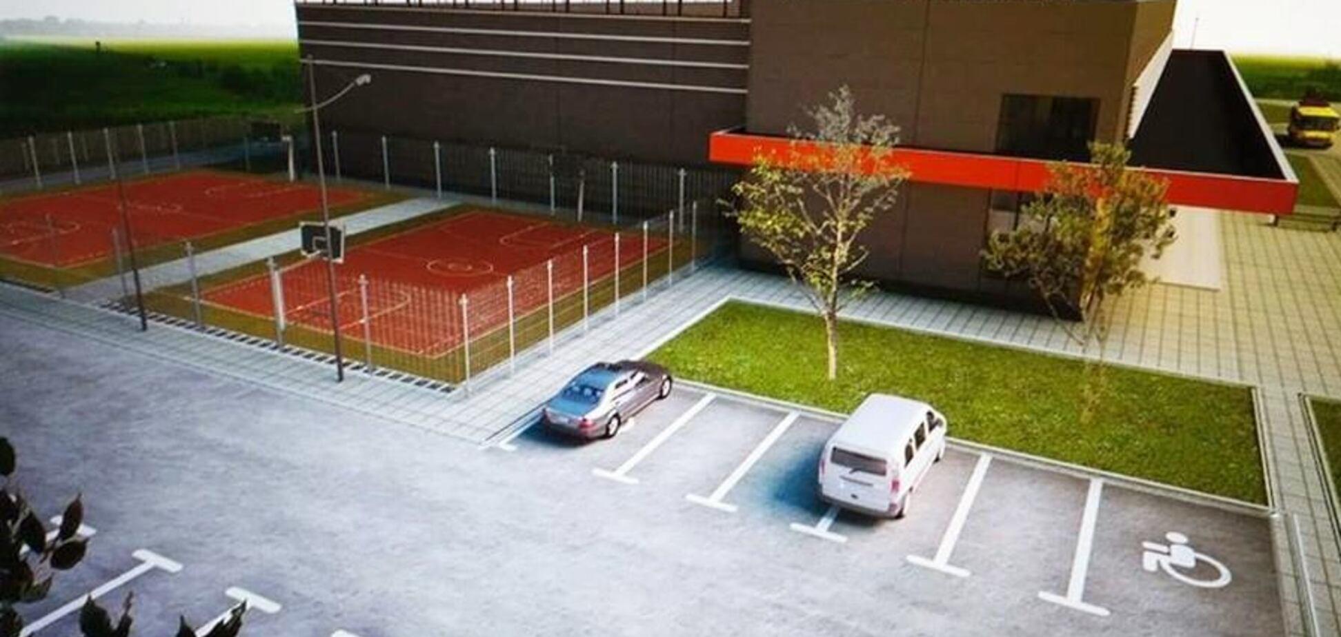 Импичмент мэру: власть Черкасс саботирует строительство спортивной арены