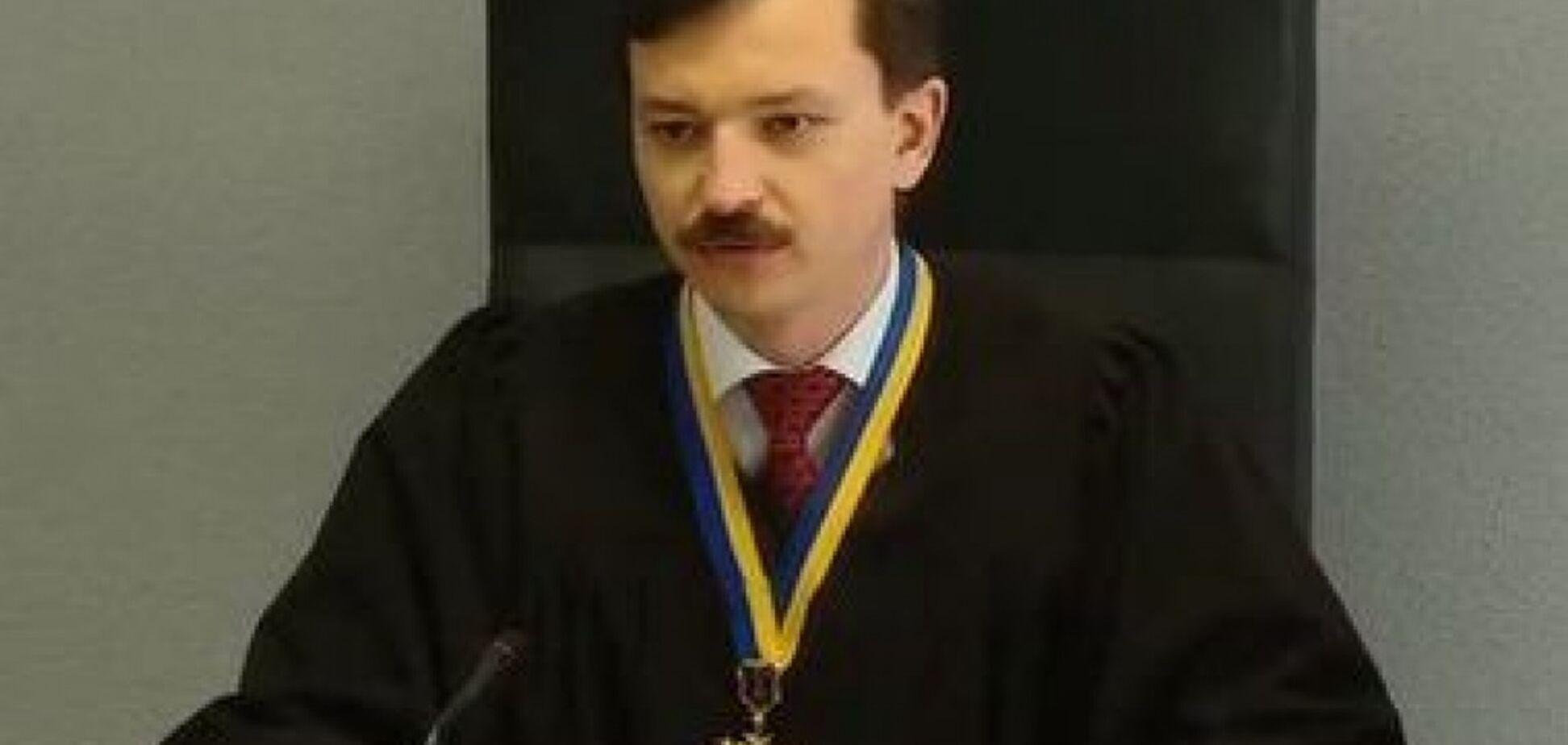 Судья Девятко отложил все судебные процессы ради госизмены Януковича - СМИ