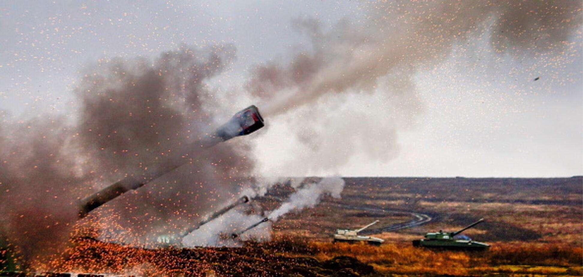 Россия перебрасывает на Донбасс новое неизвестное оружие - ИС