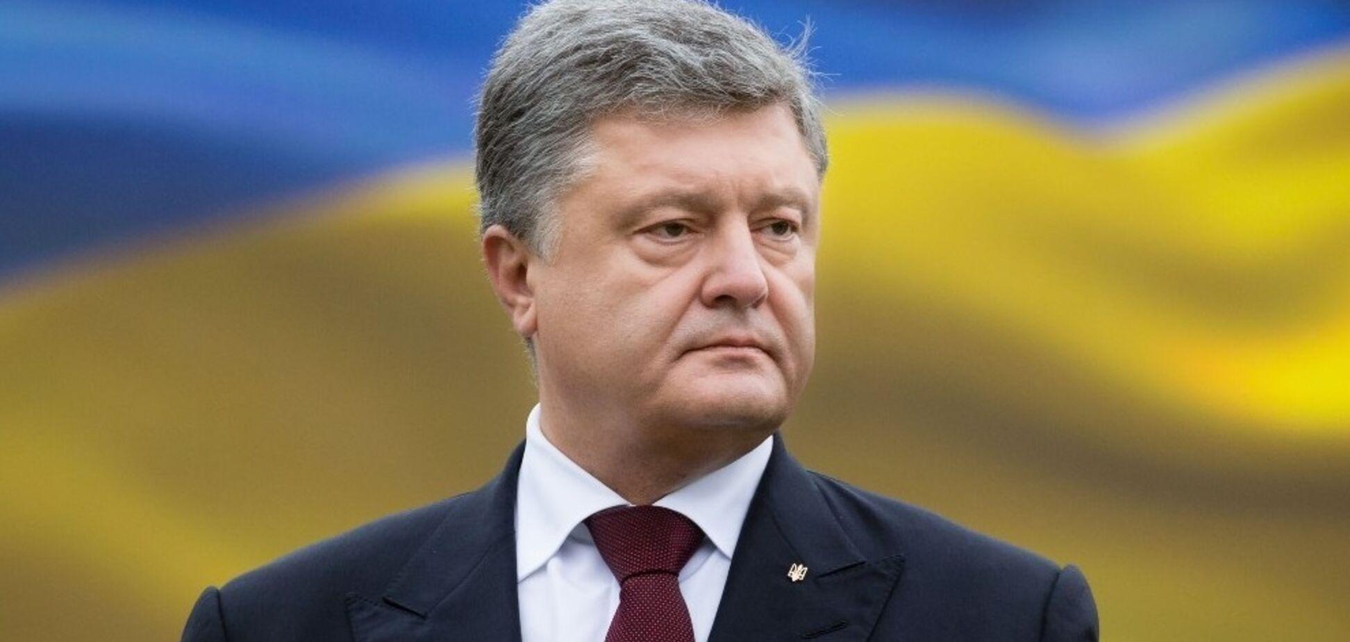 Президентські вибори: Порошенко зробив заяву про своє висування