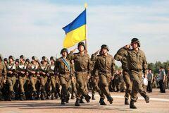 В Украине завершился осенний призыв: сколько парней вступили в ВСУ