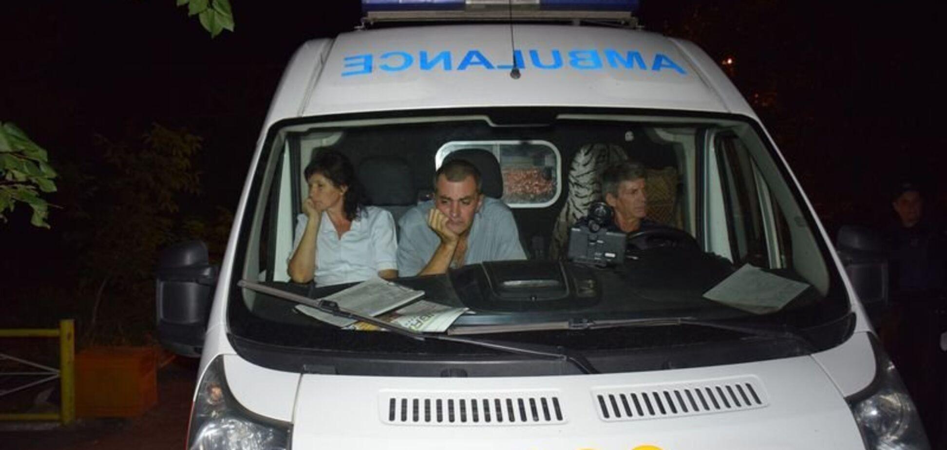 ''Поводився неадекватно'': в Миколаєві стався інцидент зі ''швидкою''