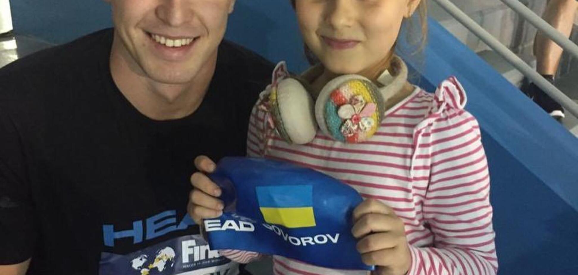 Крымский пловец с рекордом взял для Украины 'золото' Кубка мира