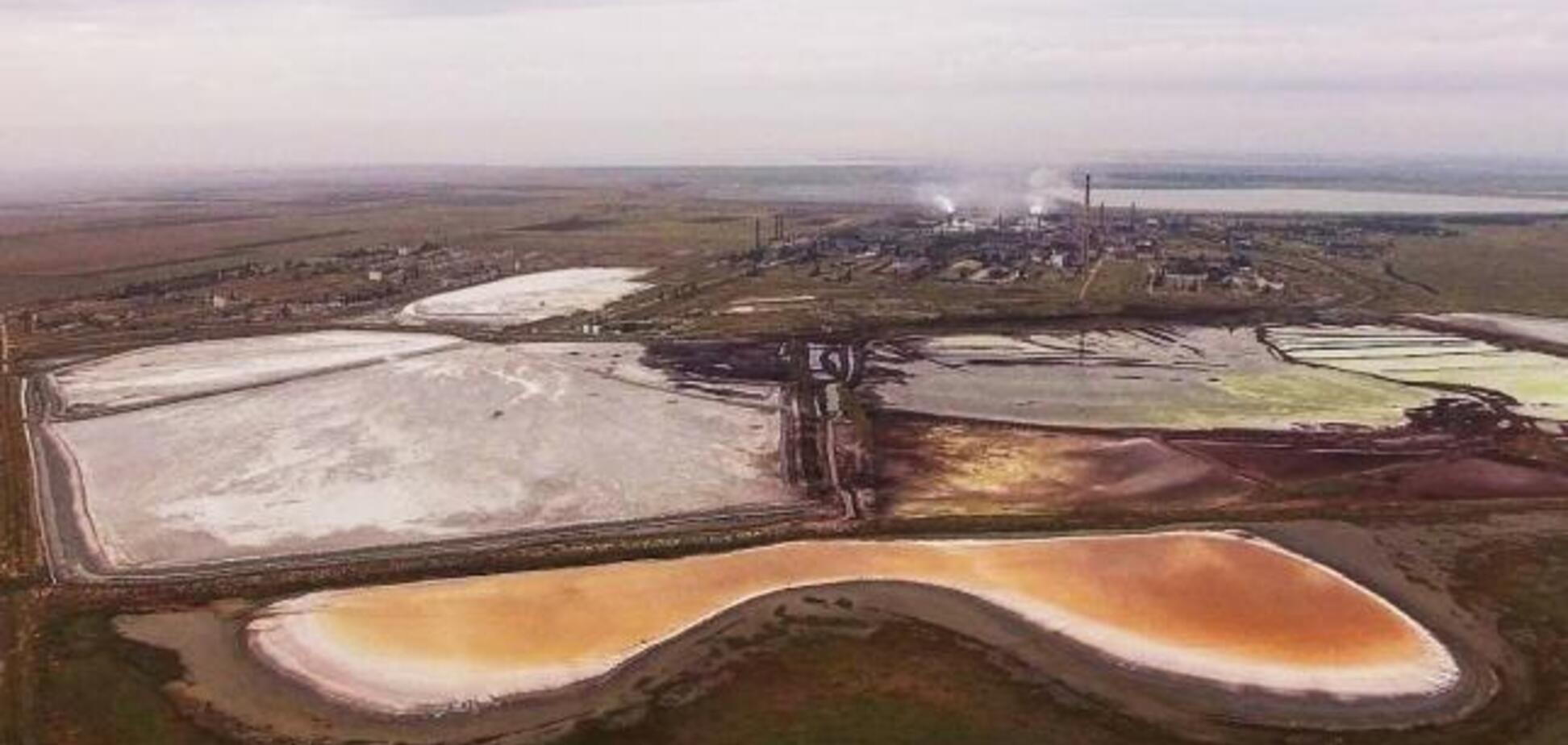 Почему ''рванул'' завод Фирташа возле Армянска: предыстория ''химатаки''