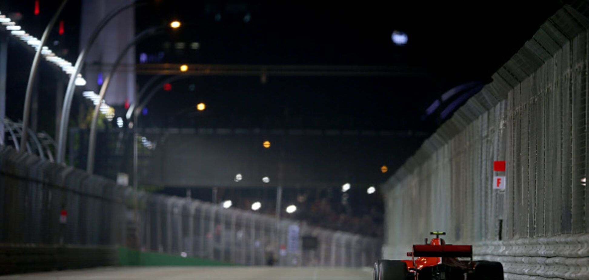Де дивитися Гран-прі Сінгапуру: розклад трансляцій Формули-1