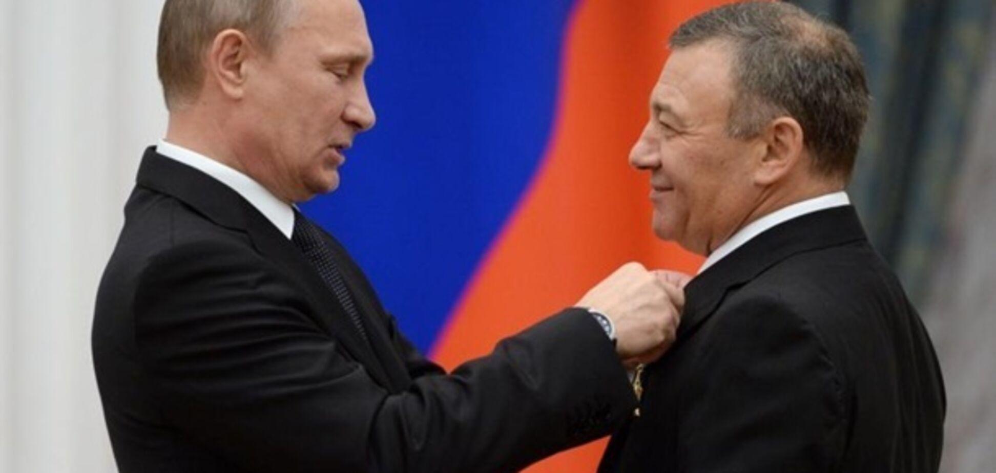 ''Це у нас з дитинства'': друг-олігарх Путіна розповів про їхні забавки