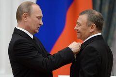 ''Это у нас с детства'': друг-олигарх Путина рассказал об их забавах