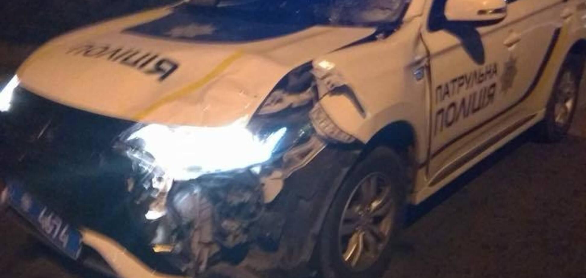 В Черновцах авто полиции насмерть сбило пешехода: все подробности