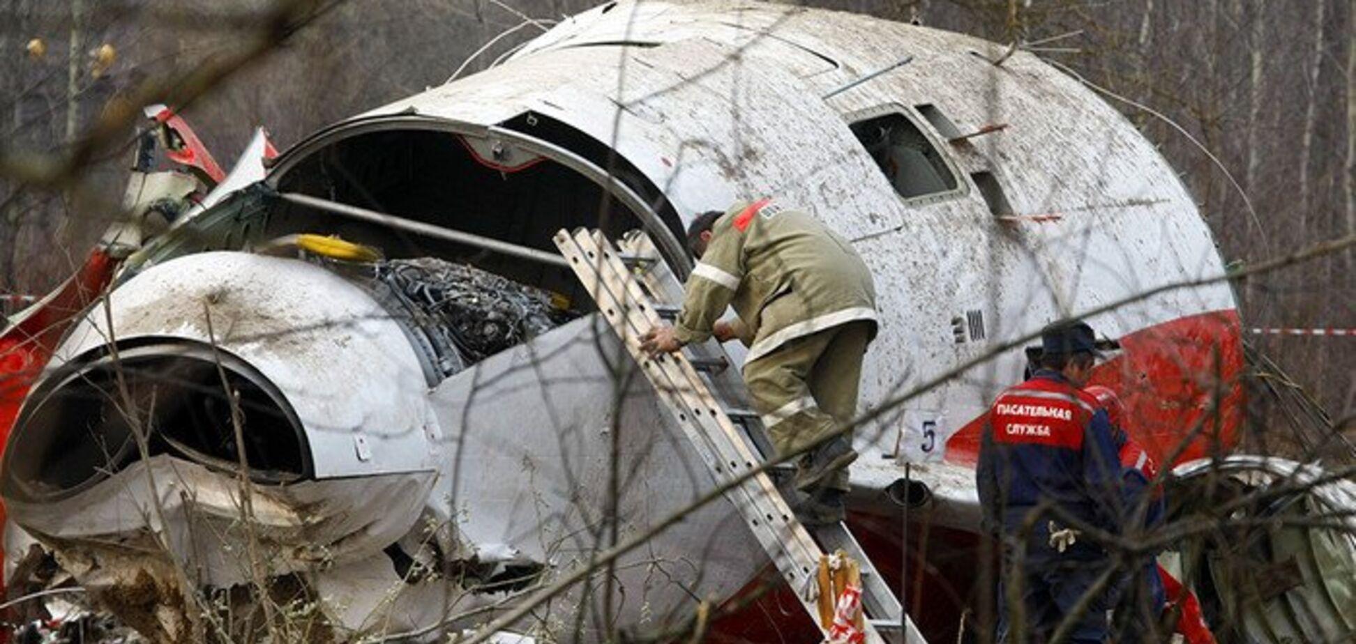 ''Росії є, що приховувати'': навколо катастрофи Ту-154 розгорівся новий скандал