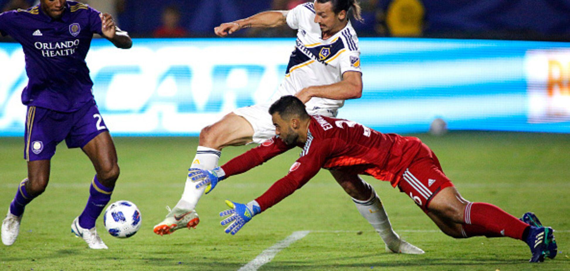 Златан Ібрагімович забив 500-й гол у кар'єрі неймовірним 'ударом тхеквондо'