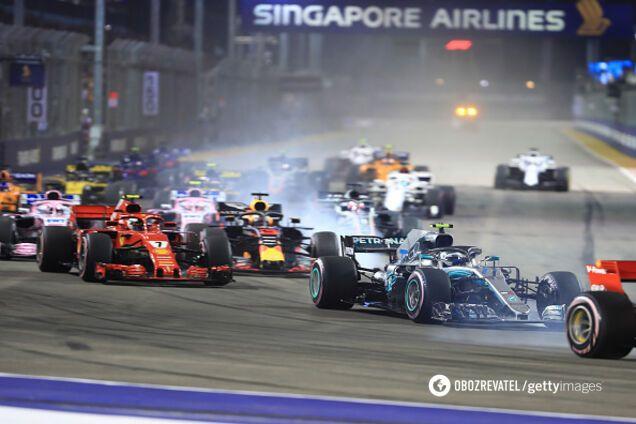 Русского пилота Формулы-1 унизили на Гран-при Сингапура