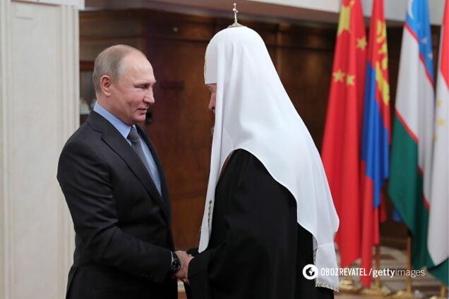 Між Путіним і Кирилом назрів розкол: випливли деталі синоду РПЦ по Томосу Україні