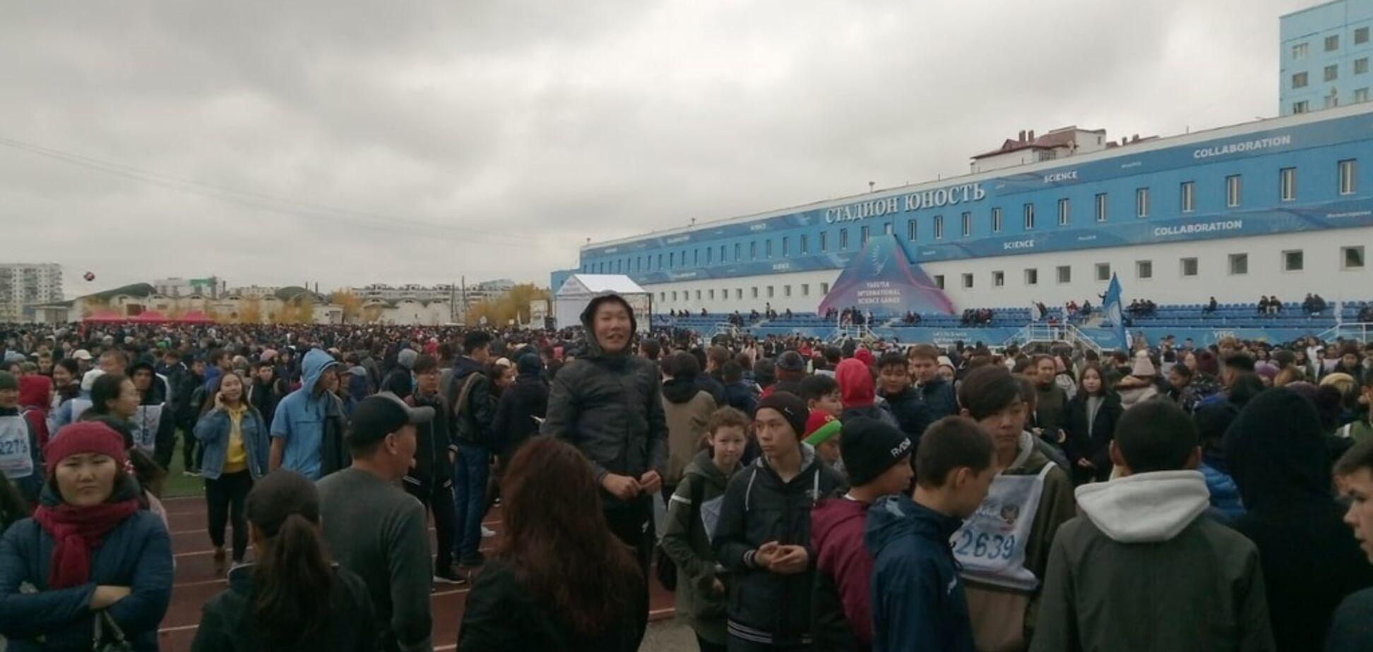 У Росії під час масового забігу затоптали дітей